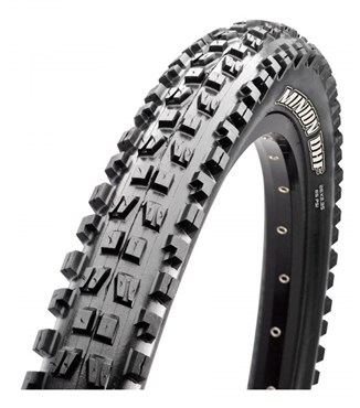 "Image of Maxxis Minion DHF 2Ply Folding UST ST MTB DH Off Road 26"" Tyre"
