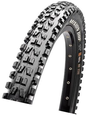 "Image of Maxxis Minion DHF Folding 3C EXO TR MTB Mountain Bike 27.5"" Tyre"