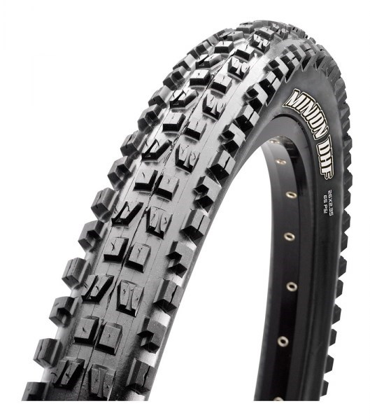 "Maxxis Minion DHF Folding MTB Mountain Bike 26"" Tyre"