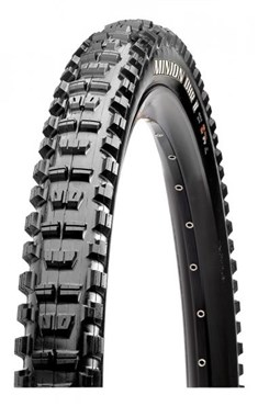"Image of Maxxis Minion DHR II Folding 3C Exo TR Tubeless Ready WT WideTrail 27.5"" / 650B MTB Off Road Tyre"