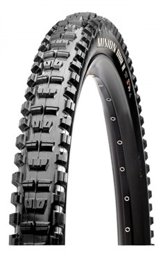 "Image of Maxxis Minion DHR II Folding ST EXO MTB Mountain Bike 26"" Tyre"