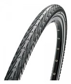 "Image of Maxxis Overdrive Folding MS MaxxShield 27.5"" / 650B Hybrid Tyre"