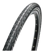 "Image of Maxxis Overdrive Hybrid Wire Bead 28"" Tyre"