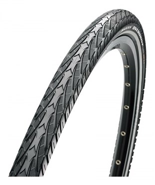 Image of Maxxis Overdrive Hybrid Wire Bead 700c Tyre