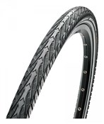 "Image of Maxxis Overdrive K2 Hybrid Wire Bead 26"" Tyre"