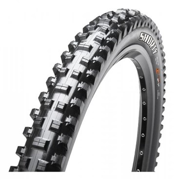 "Image of Maxxis Shorty Folding MTB Mountain Bike 26"" Tyre"