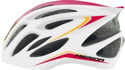 Image of Merida Agile Road Cycling Helmet 2014