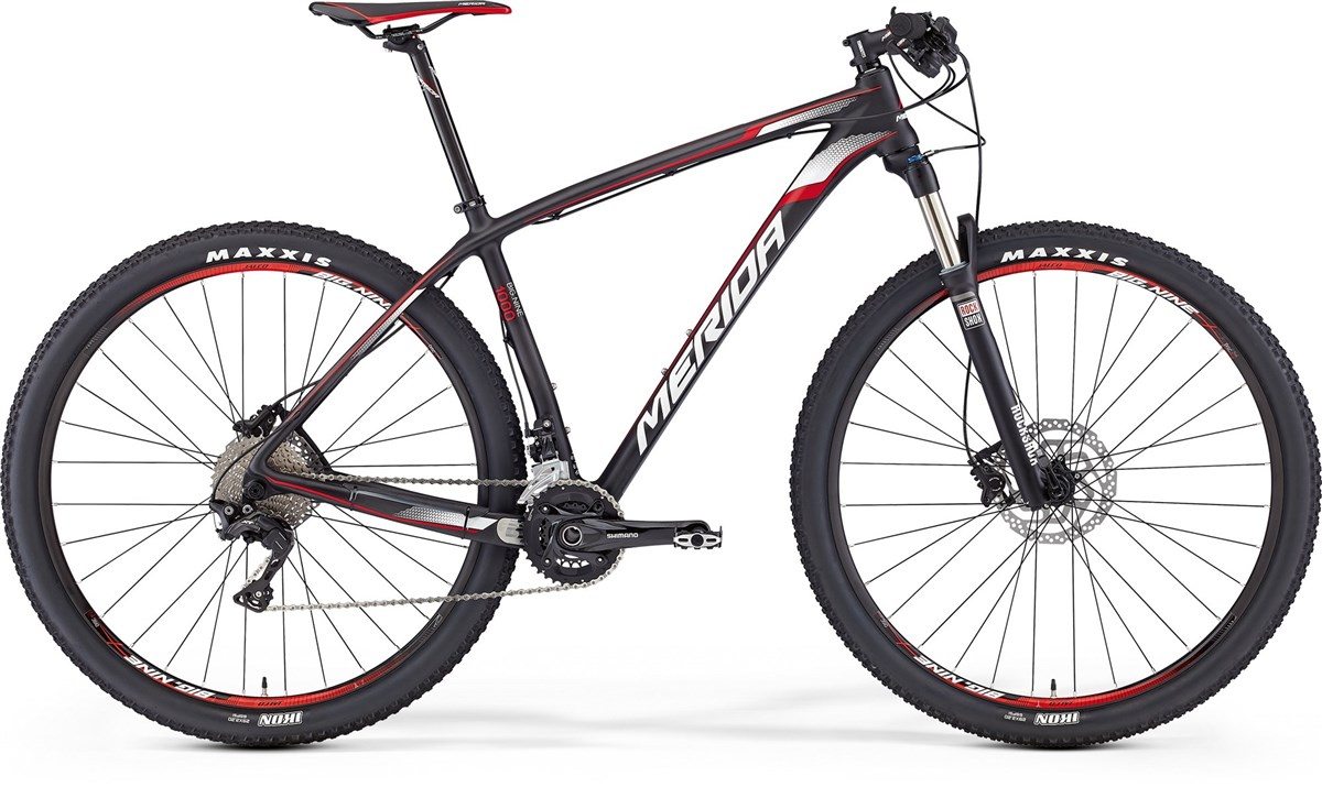 Merida Big Nine 1000 2016 Mountain Bike