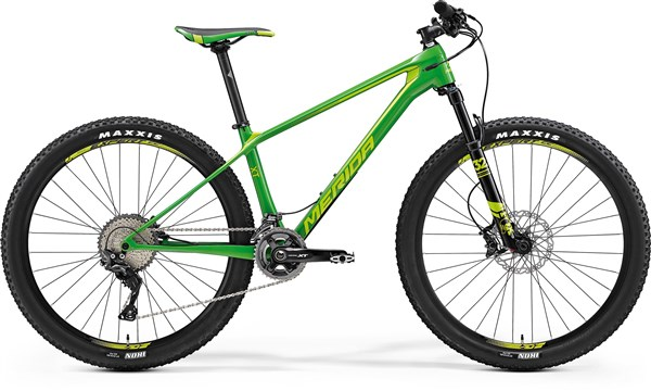 "Image of Merida Big Seven XT-Edition 27.5""  2017 Mountain Bike"