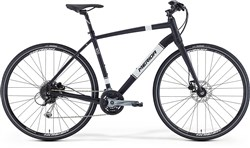 Image of Merida Crossway Urban 100 2016 Hybrid Bike