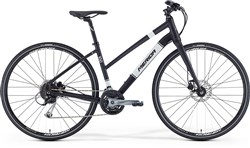 Image of Merida Crossway Urban 100  Womens  2016 Hybrid Bike