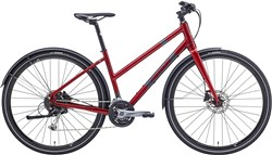 Image of Merida Crossway Urban 100 Womens 2017 Hybrid Bike