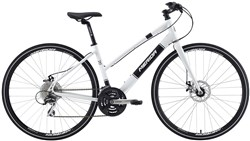 Image of Merida Crossway Urban 20 Disc Womens  2016 Hybrid Bike