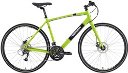 Image of Merida Crossway Urban 40 2016 Hybrid Bike