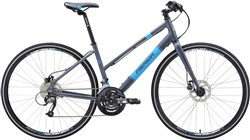 Image of Merida Crossway Urban 40-D Womens 2017 Hybrid Bike