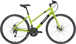Image of Merida Crossway Urban 40  Womens  2016 Hybrid Bike
