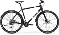 Image of Merida Crossway Urban 500 2017 Hybrid Bike