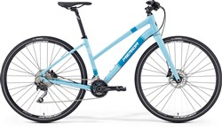 Image of Merida Crossway Urban 500  Womens  2016 Hybrid Bike