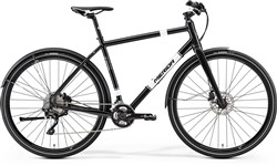 Image of Merida Crossway Urban XT-Edition 2017 Hybrid Bike