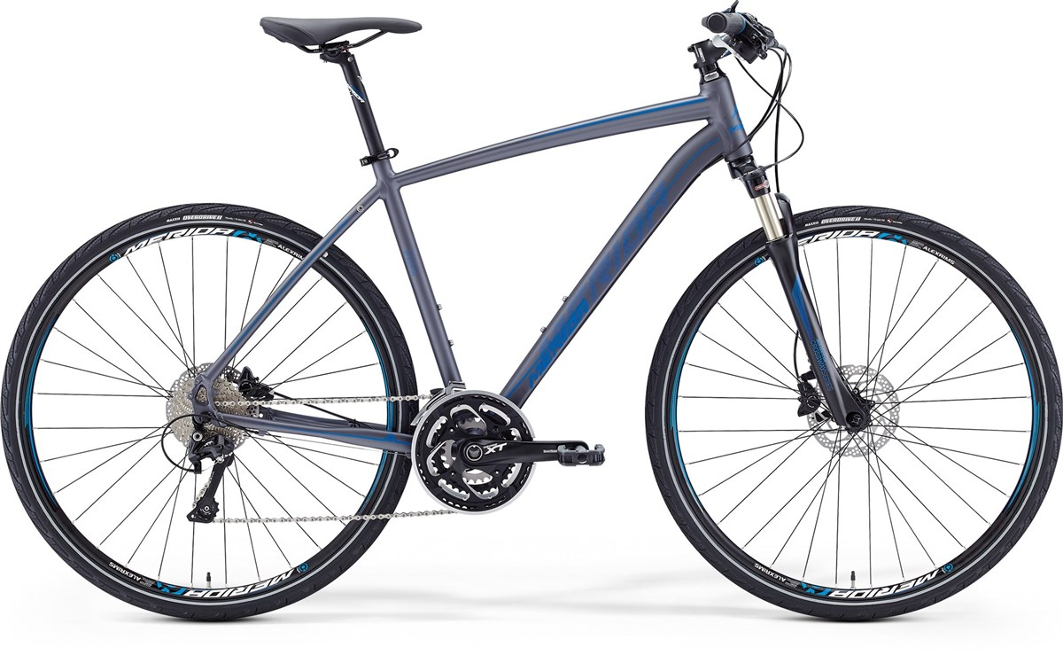 Merida Crossway XT-Edition 2016 Hybrid Bike