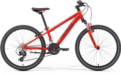 Image of Merida Matts Jr 624 Hardtail  24W 2016 Junior Bike