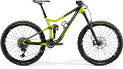 Image of Merida One-Sixty 8000 650b 2017 Mountain Bike