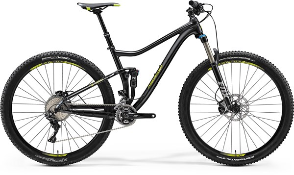 "Merida One Twenty 9.7000 29"" 2017 Mountain Bike"