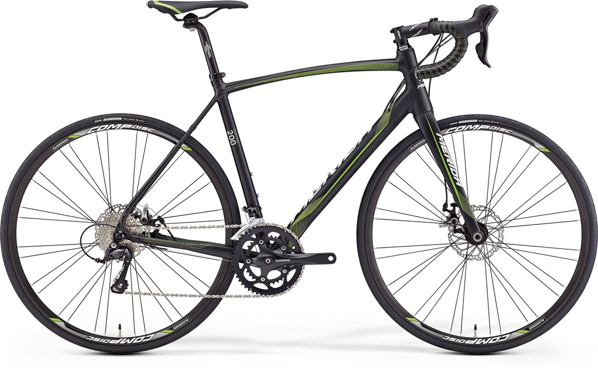 Merida Ride Disc 200 2016 Road Bike