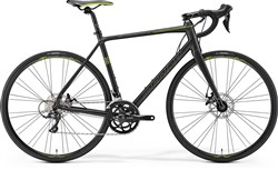 Image of Merida Scultura 200 Disc 2017 Road Bike