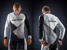 Image of Merida Trieste Design Long Sleeve Cycling Jersey