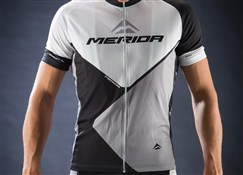 Image of Merida Trieste Design Short Sleeve Cycling Jersey