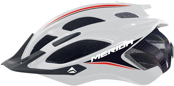Image of Merida Tyrade MTB Cycling Helmet 2014