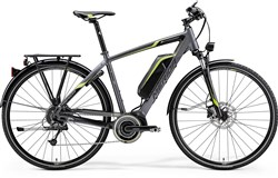 Image of Merida eSpresso 600 EQ Hybrid 2017 Electric Hybrid Bike