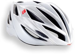 Image of Met Forte Road Cycling Helmet 2017