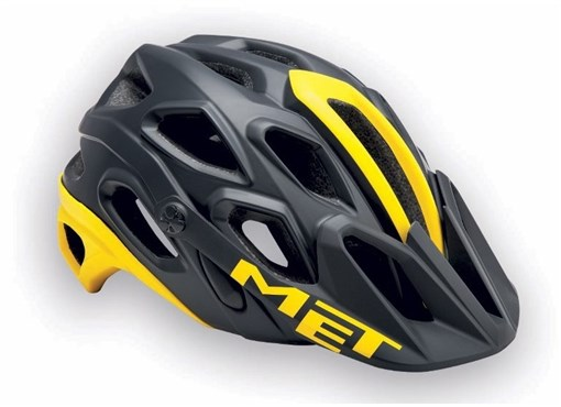 Image of Met Lupo HES MTB Cycling Helmet 2017