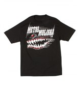 Image of Metal Mulisha Deegan-Teeth Tee T-Shirt