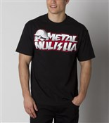 Image of Metal Mulisha New Paint T-shirt