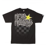 Image of Metal Mulisha Rockstar Finish Tee T-Shirt