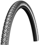 Image of Michelin Protek Cross Reflective 1mm Puncture Protection 700c Hybrid Tyre