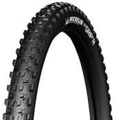 Image of Michelin Wild Grip R 2 Gum-X Tubeless Ready 650b Folding MTB Tyre