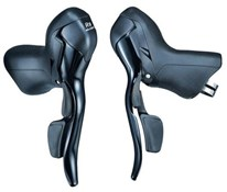 Image of Microshift R8 8 Speed Road Shifter Levers
