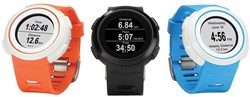 Image of Mio Echo GPS Fitness Watch With HRM