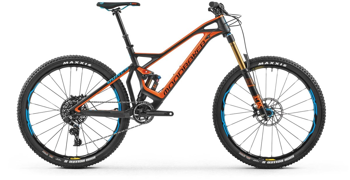 "Mondraker Dune Carbon RR 27.5"" 2017 Mountain Bike"
