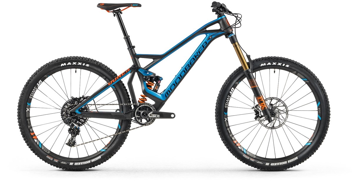 "Mondraker Dune Carbon XR 27.5"" 2017 Mountain Bike"