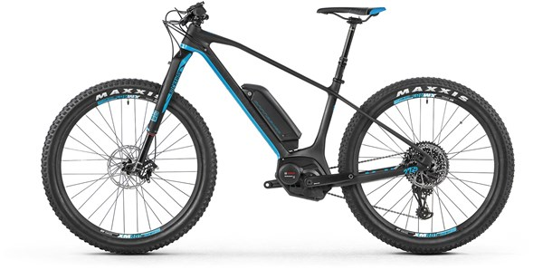 "Image of Mondraker E-Prime Carbon RR+ 27.5"" 2017 Electric Bike"