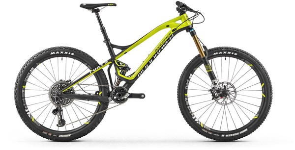"Image of Mondraker Foxy XR Carbon 27.5"" 2017 Mountain Bike"