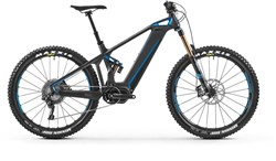 Image of Mondraker e-Crusher Carbon RR+ 2018 Electric Mountain Bike