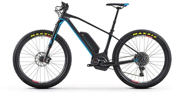 Image of Mondraker e-Prime Carbon RR+ 2016 Electric Mountain Bike