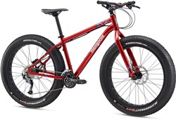 "Image of Mongoose Argus Sport 26"" 2017 Fat Bike - Mountain Bike"