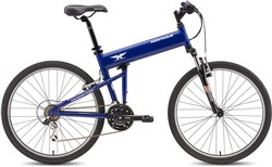 Image of Montague Paratrooper Express 2016 Folding Bike